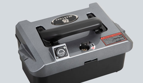 Zusätzliche Akku-Box für das Brio Elektromobil