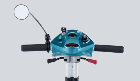 Rückspiegel für das Brio Elektromobil