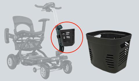 Einkaufskorb für das Brio Elektromobil