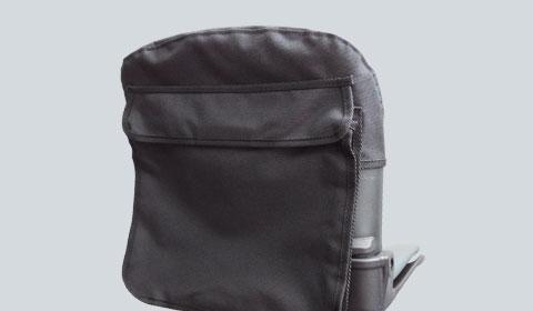 Rückenlehnentasche für das Brio Elektromobil