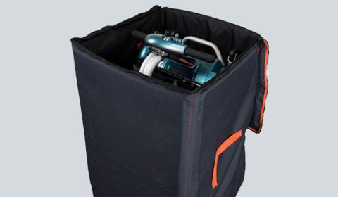 Lagerhülle für das Brio Elektromobil