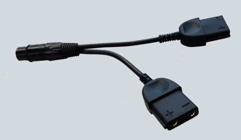 Adaptateur charge externe