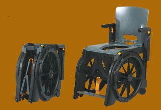 Fauteuil roulant WheelAble