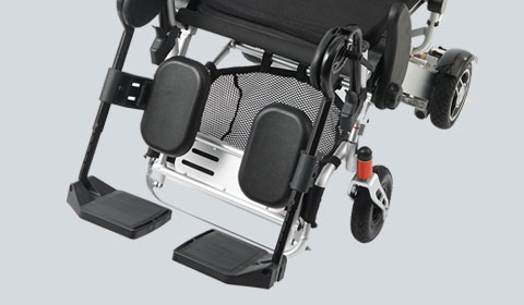 Comfort beensteunen voor de Smart Chair
