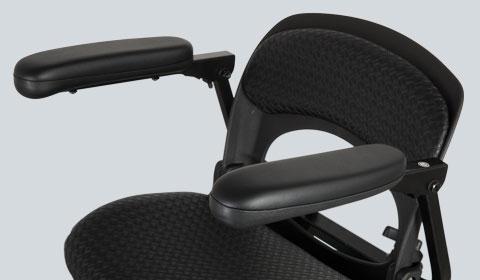 Armleuningen voor de Brio Scootmobiel