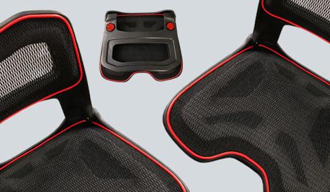 Air Seat voor de Brio Scootmobiel