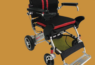 Smart Chair rolstoel