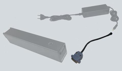 Externe laadkabel voor de Relync R1 scootmobiel