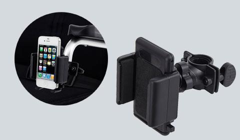 Smartphone houder voor de Smart Chair