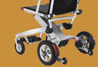 Smart Chair Travel rolstoel