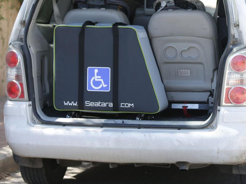 Verrijdbare opbergkoffer verkrijgbaar ter bescherming tijdens transport en opslag