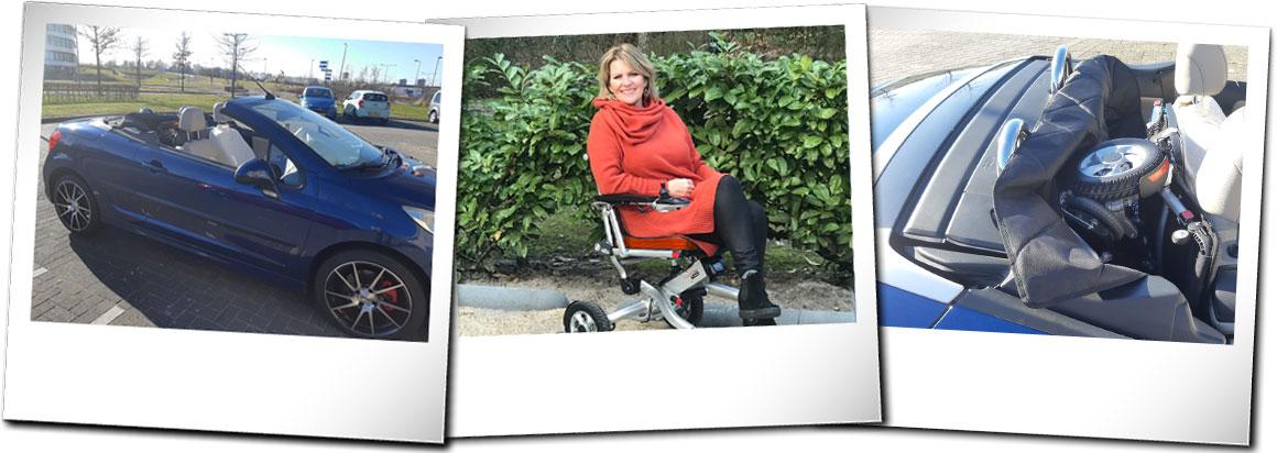 Gebruikerservaring van de Smart Chair Travel