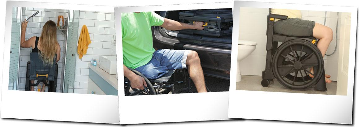 Gebruikerservaring van de WheelAble rolstoel