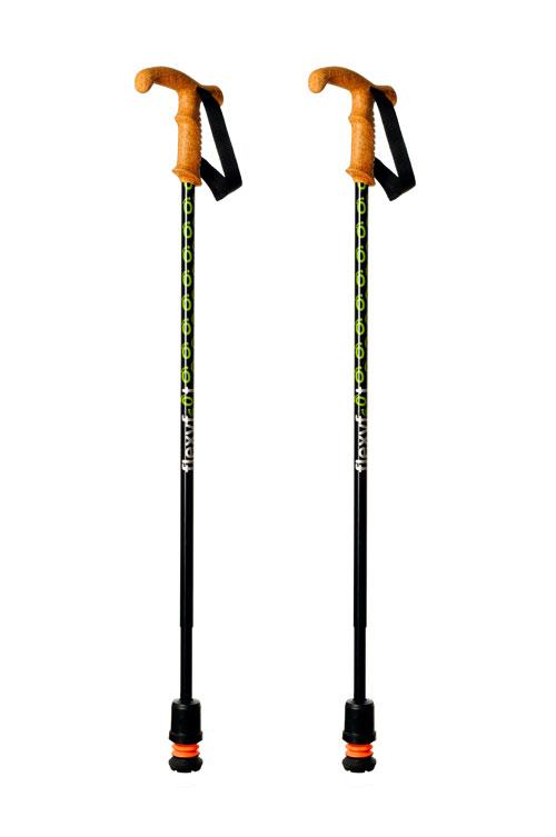 Set Flexyfoot Hiking Poles