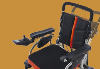 Smart Chair JetSet rolstoel